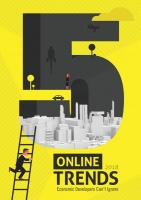5 Online Trends report cover