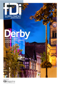 Derby supplement front cover