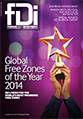 fDi Cover October and November 2014