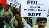 FDI frustrations mount