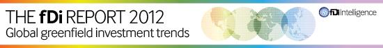 fDi Report 2012 Banner