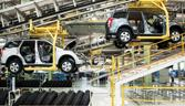 Indian automotive plant