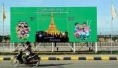 Myanmar eyes long-term prosperity