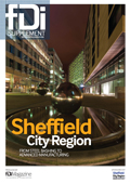 Sheffield special report cover