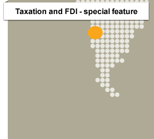 Taxation and FDI - special feature