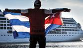 The first US to Cuba cruise ship