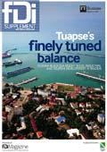 Tuapse's finely tuned balance
